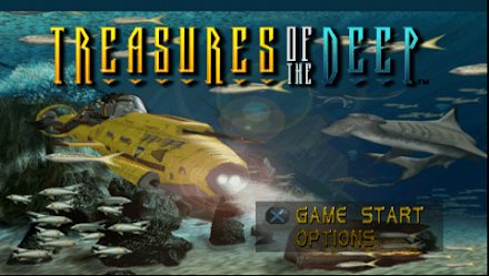 Treasures of the deep psx download for psp