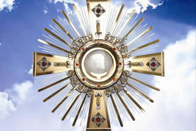 Αποτέλεσμα εικόνας για Εορτή Αγίας Δωρεάς - Corpus Christi
