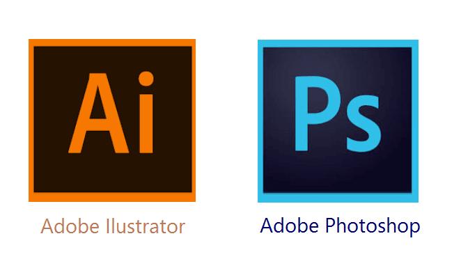 Beda Ilustrator Dan Photoshop
