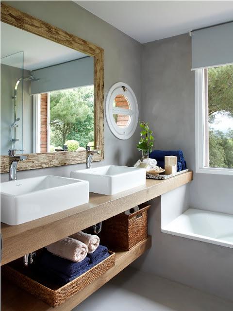 lavamanos cuadrados exentos