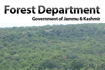 J&K Forest Department Recruitment 2017 Notification & Apply Online
