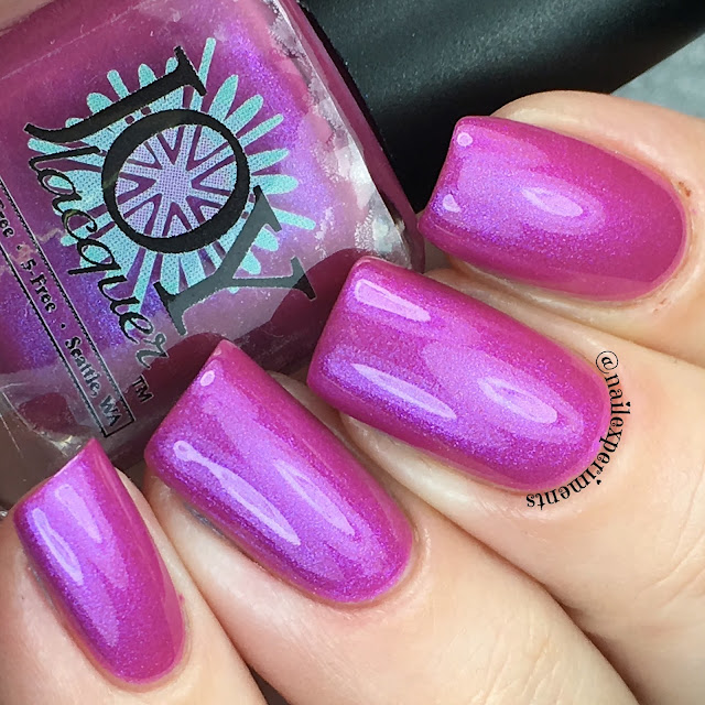JOY LACQUER FROZEN DEWBERRY