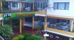 Kencana Hotel, Hotel Ramah Hewan di Bandungan