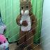 Mascot chú sóc,con nhang dễ thương đáng yêu