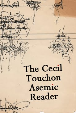 Coming Soon in Summer Of 2019! The Cecil Touchon Asemic Reader
