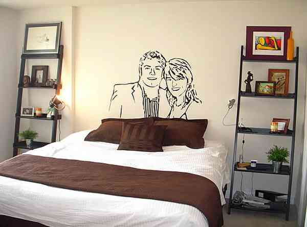 Bedroom art ideas