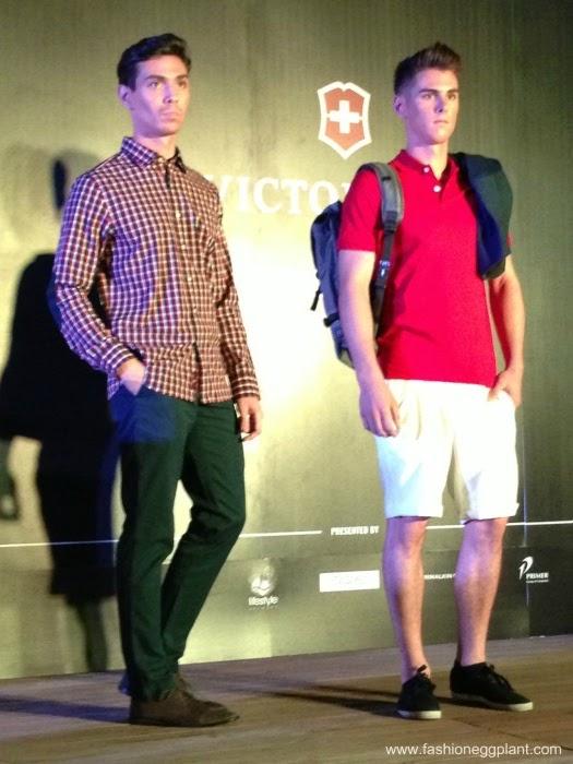 Victorinox Klasse Card Launch Fashion Eggplant