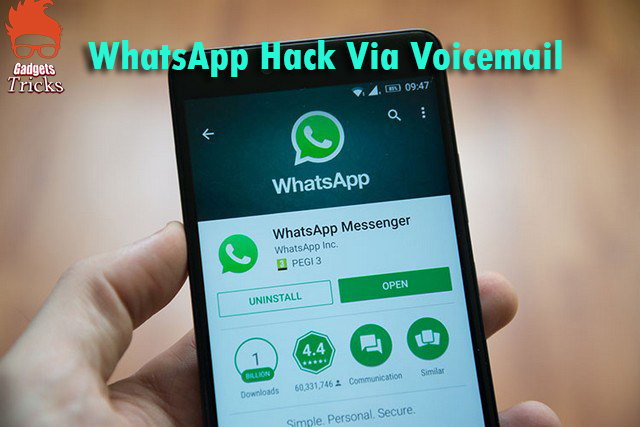 Attackers Hijack WhatsApp Account Via Voicemail by new