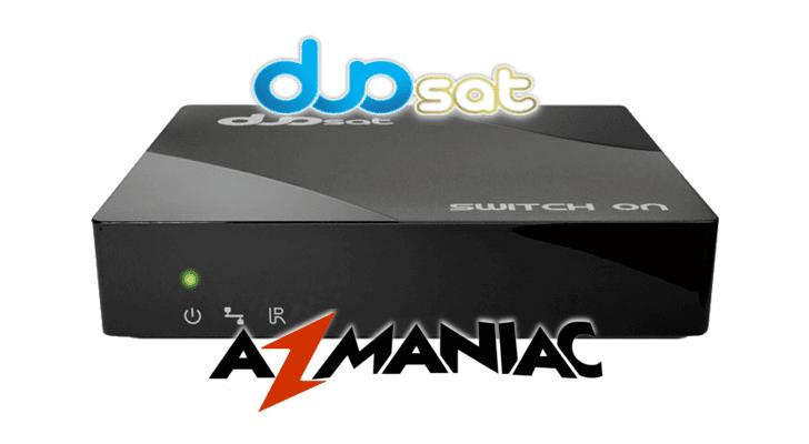 Duosat Switch ON