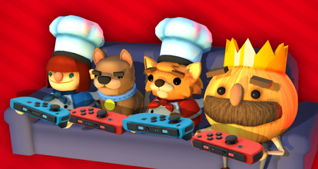 how to play overcooked multiplayer switch