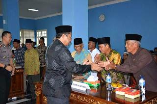 Walikota Minta Lembaga Keagamaan se-Kobi Perkuat Koordinasi