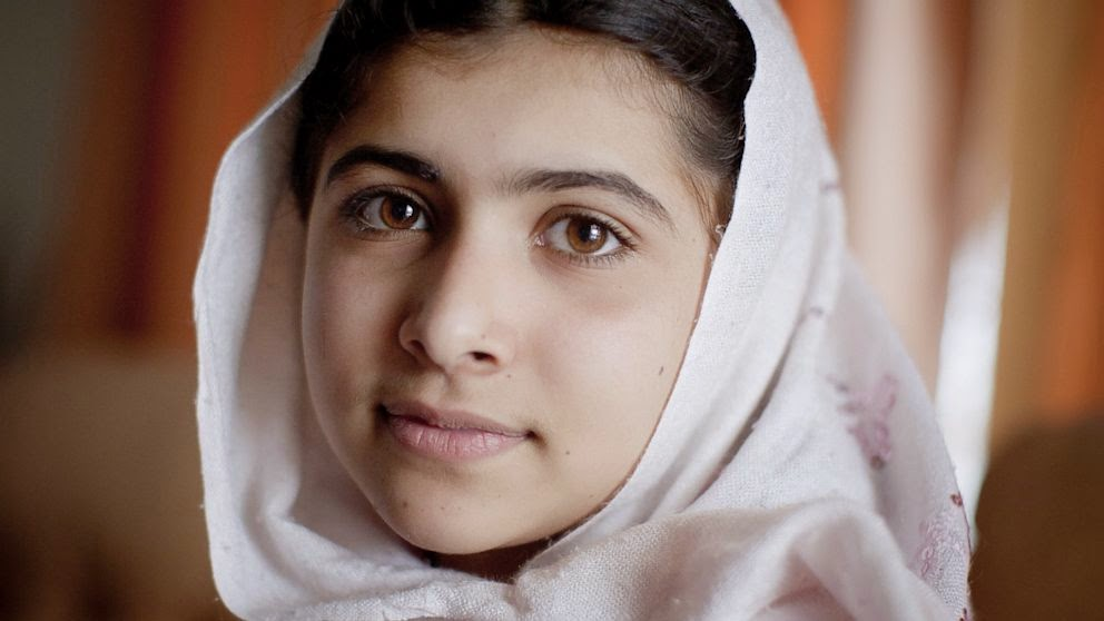 Malala flies in to Nigeria for Chibok girls