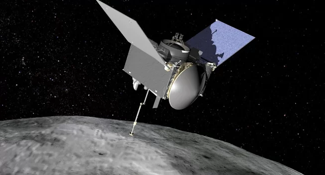 NASA's first-ever mission designed to visit an asteroid and restore a sample of its dust back to Earth arrived Monday at its destination, Bennu, two years in the wake of propelling from Cape Canaveral, Florida.