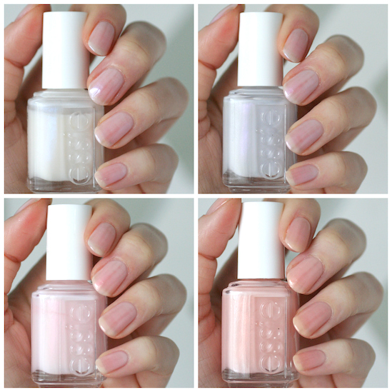 Essie Treat Love Color Me Bright Laven Dearly Sheers To You Tinted Envy