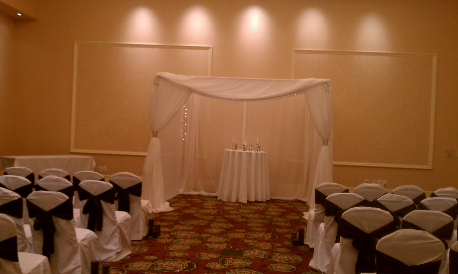 chair cover rentals alexandria va grey scoop back dining chairs le fabuleux events and party springfield