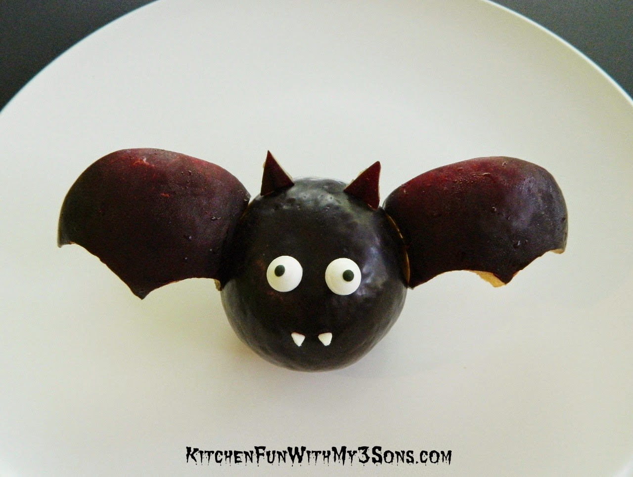 Cute Food For Kids 35 Fun Simple And Healthy Halloween Treat Ideas