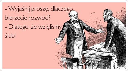 http://misiowyzakatek.blogspot.com/2014/11/wesoe-poniedziaki-rozwod.html