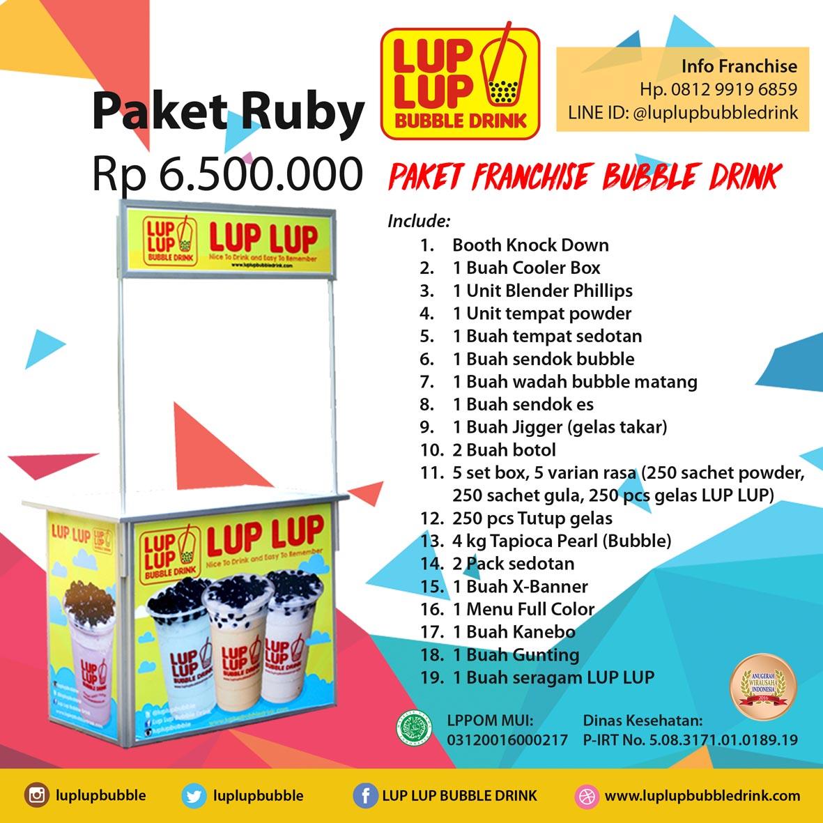 Jakarta Bubble Tea Supply: Peluang Usaha Dengan Modal ...