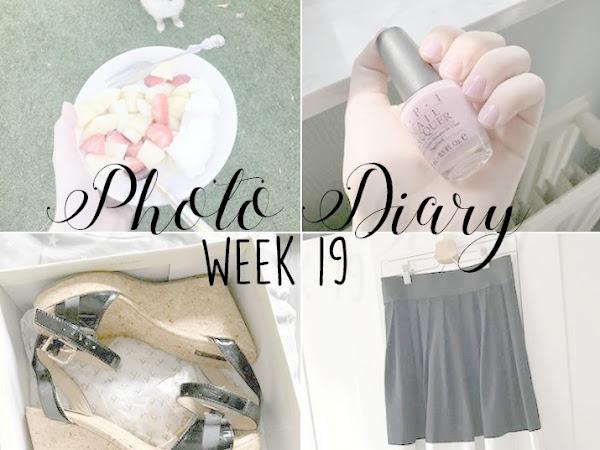Photo Diary Week 19