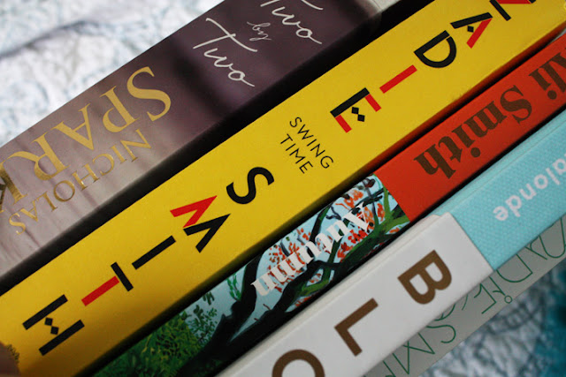 The Spring Book Haul, Part One