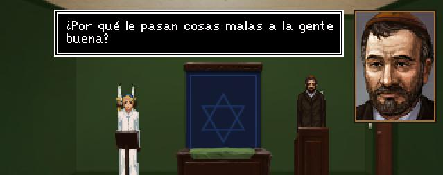Retrato de un rabino al lado de la leyenda: ¿Por qué le pasan cosas malas a la gente buena?