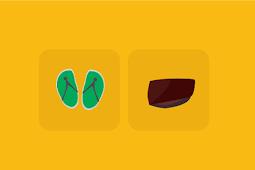 Milih Sandal atau Kopyah ?