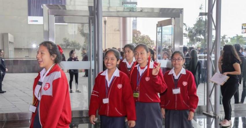 MINEDU: El uso de falda no es obligatorio en las escuelas, informó el Ministerio de Educación - www.minedu.gob.pe