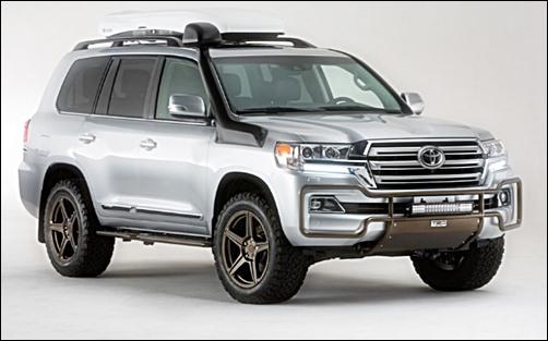 2018 Toyota Land Cruiser Redesign