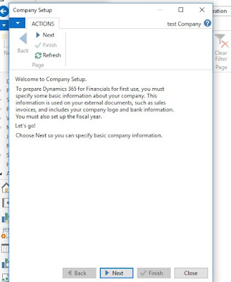 Company Creation - Page 1