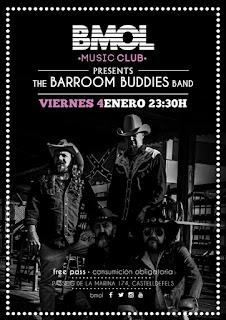 The Barroom Buddies