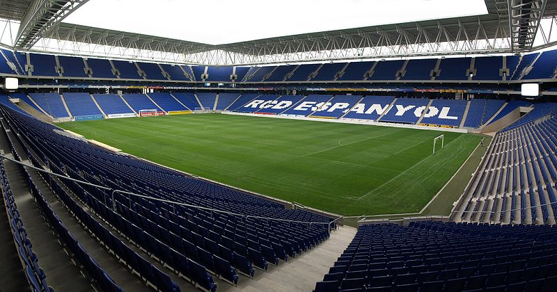 Imagen: Estadio de Español de Barcelona - Power8 Stadium
