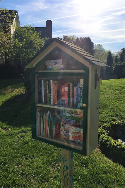 Harris Sisters GirlTalk: Little Free Libraries Near You