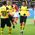 Sancho e Bürki brilham, Borussia Dortmund se recupera na Bundesliga e assume a liderança provisória