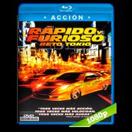 Rápido y furioso: Reto Tokio (2006) Full HD 1080p Latino