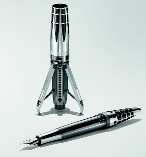 stylo MB&F Caran d'Ache Astrograph