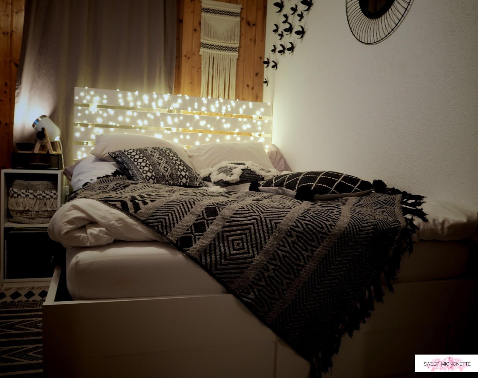 Tete De Lit Ikea Bois décoration / diy : créer sa tête de lit personnalisée - blog