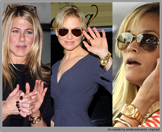 Wishful thinking birthday wish list our phenomenal life for Woman celebrity watches