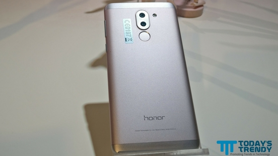 Huawei Honor 6X rear