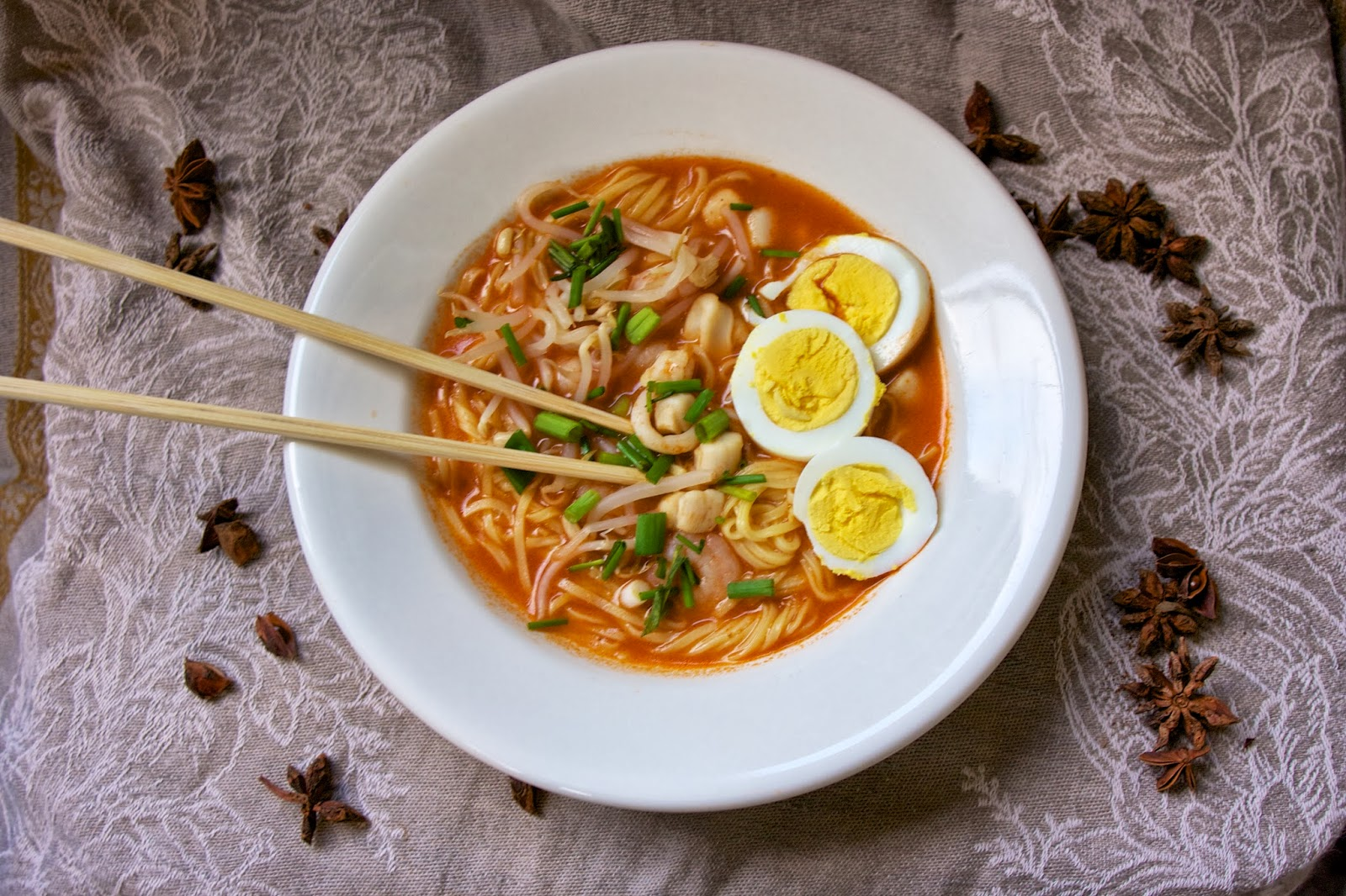 Simple Mee Rebus Malaysian Noodle Soup Simple Living And Eating Simple Mee Rebus Malaysian