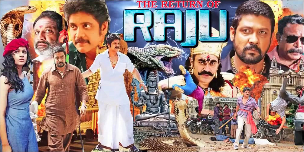 The Return Of Raju (2018) New Hindi Dubbed Movie