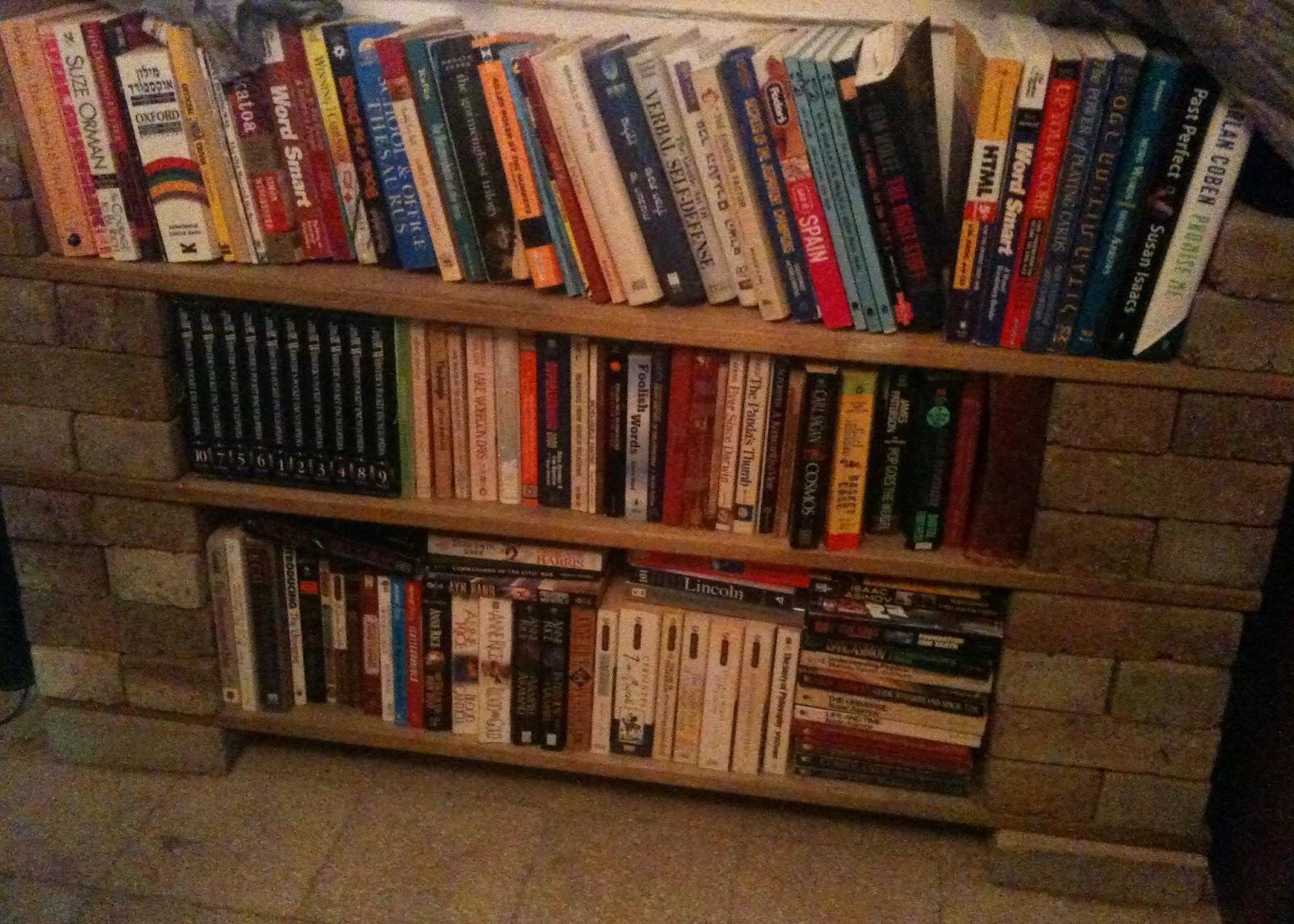 Kyusireader The Bookshelf Project 41