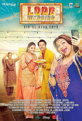Load Wedding 2018 Urdu 720p WEBRip 950MB