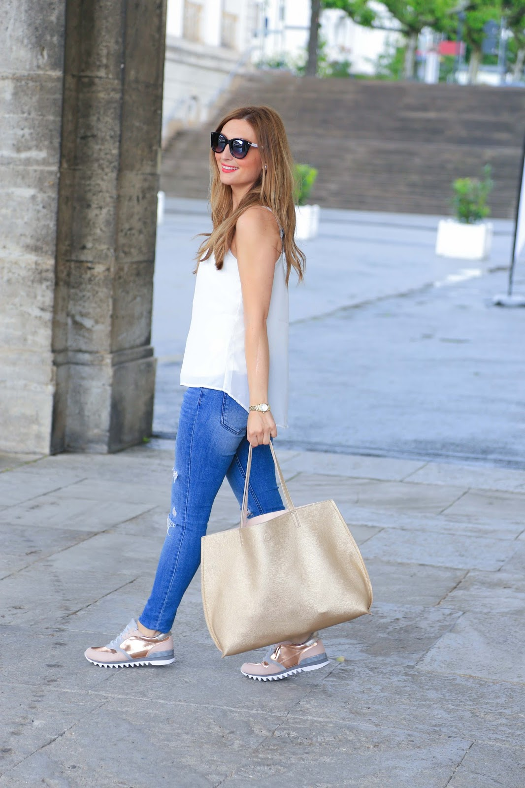 Blogger Outfits ims Sommer - Blogger aus Frankfurt - Frankfurt Fashionblogger - Beautyblogger aus Frankfurt