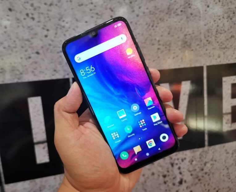 Xiaomi Redmi Note 7 Unveils in PH for Only Php7,990