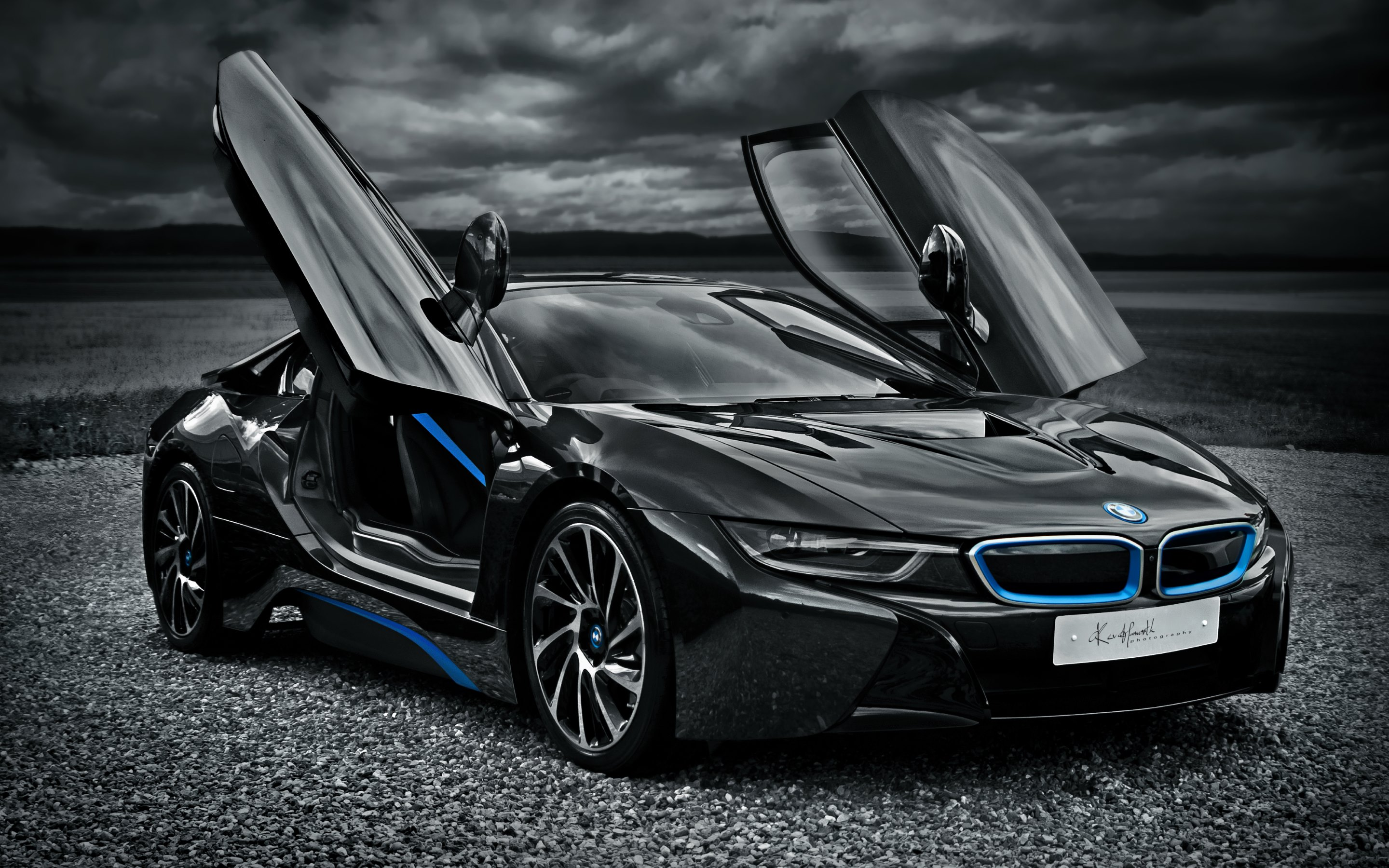 Future Electric Car Bmw Hd Wallpapers