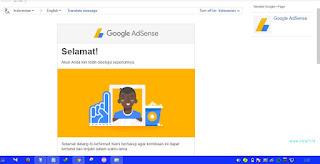 Google Adsense Full Aprove