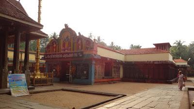 Janardhana Swami Temple at Varkala, Kerala