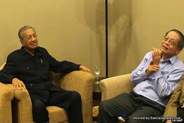 Mahathir Lupa Sejarah