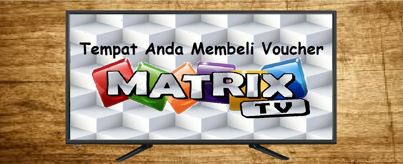 Voucher Matrix Garuda Soccer Paket