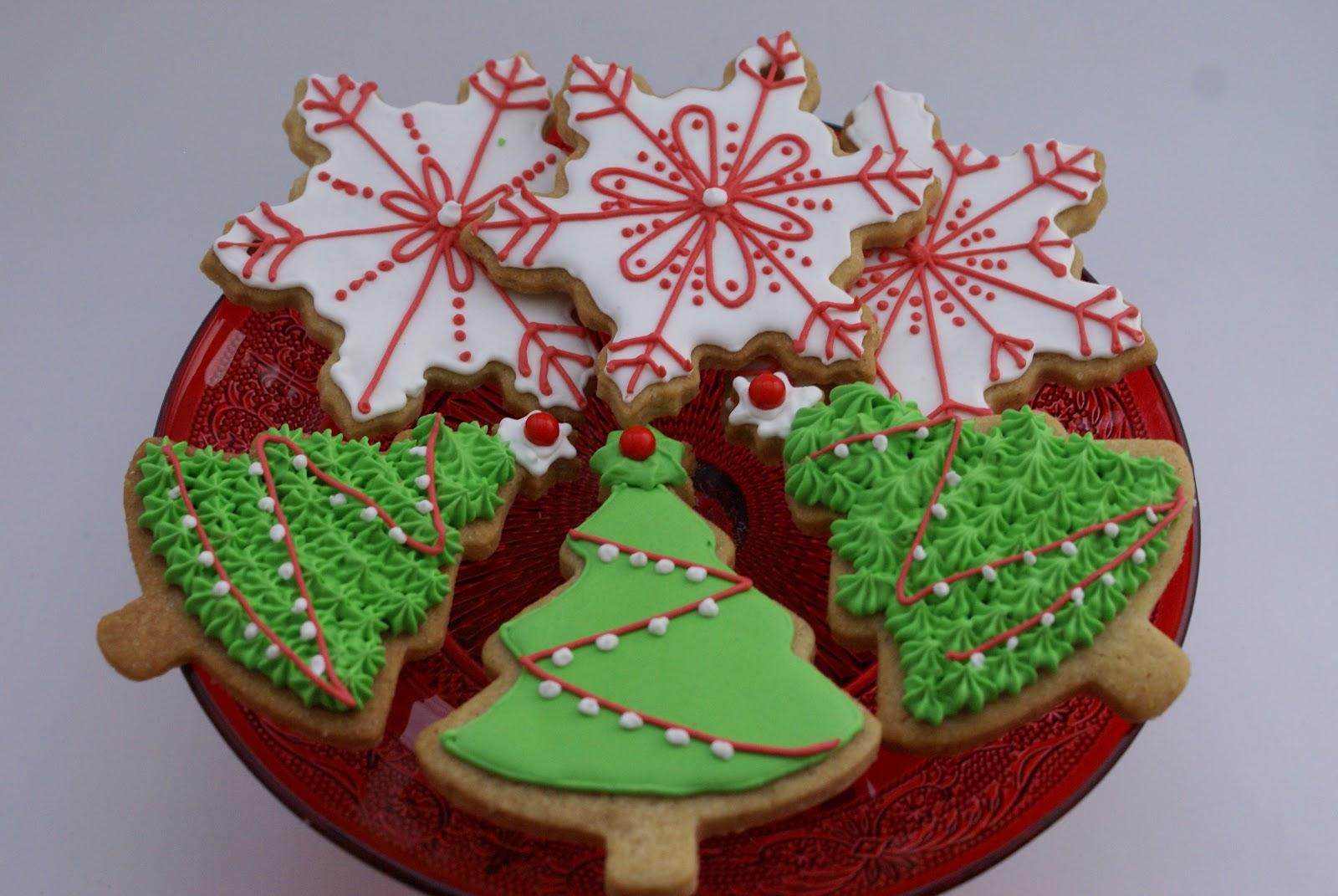 Cooking Cupcakes Galletas Decoradas Navideñas